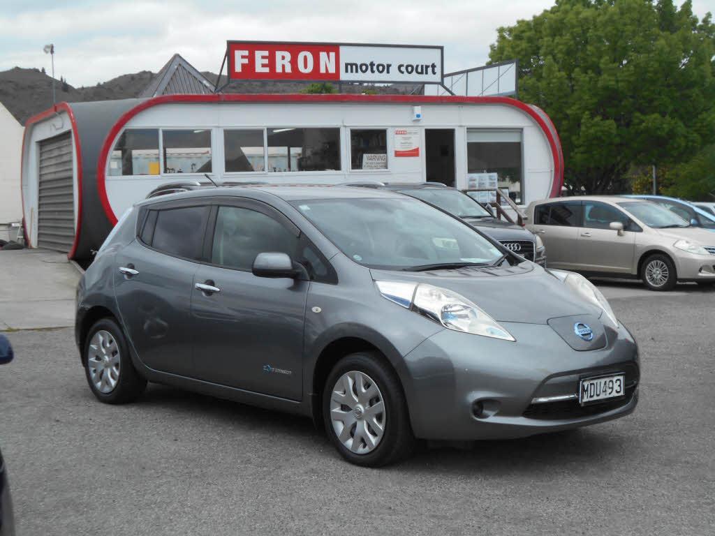 image-2, 2014 Nissan Leaf at Central Otago