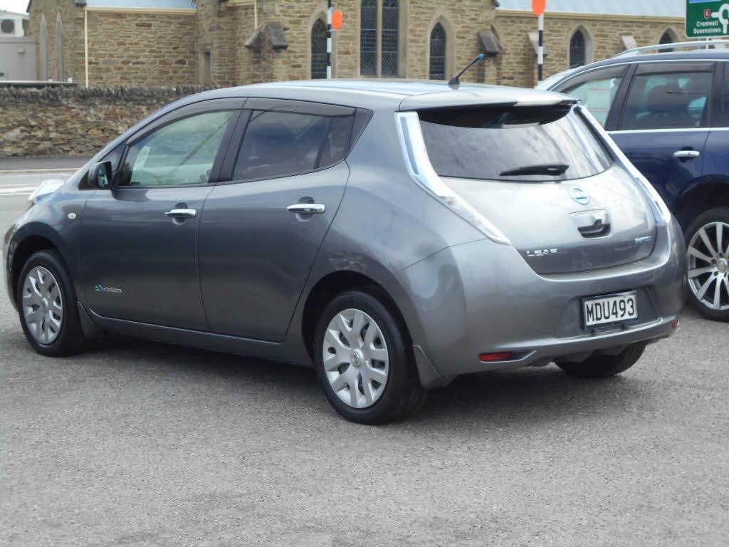 image-7, 2014 Nissan Leaf at Central Otago