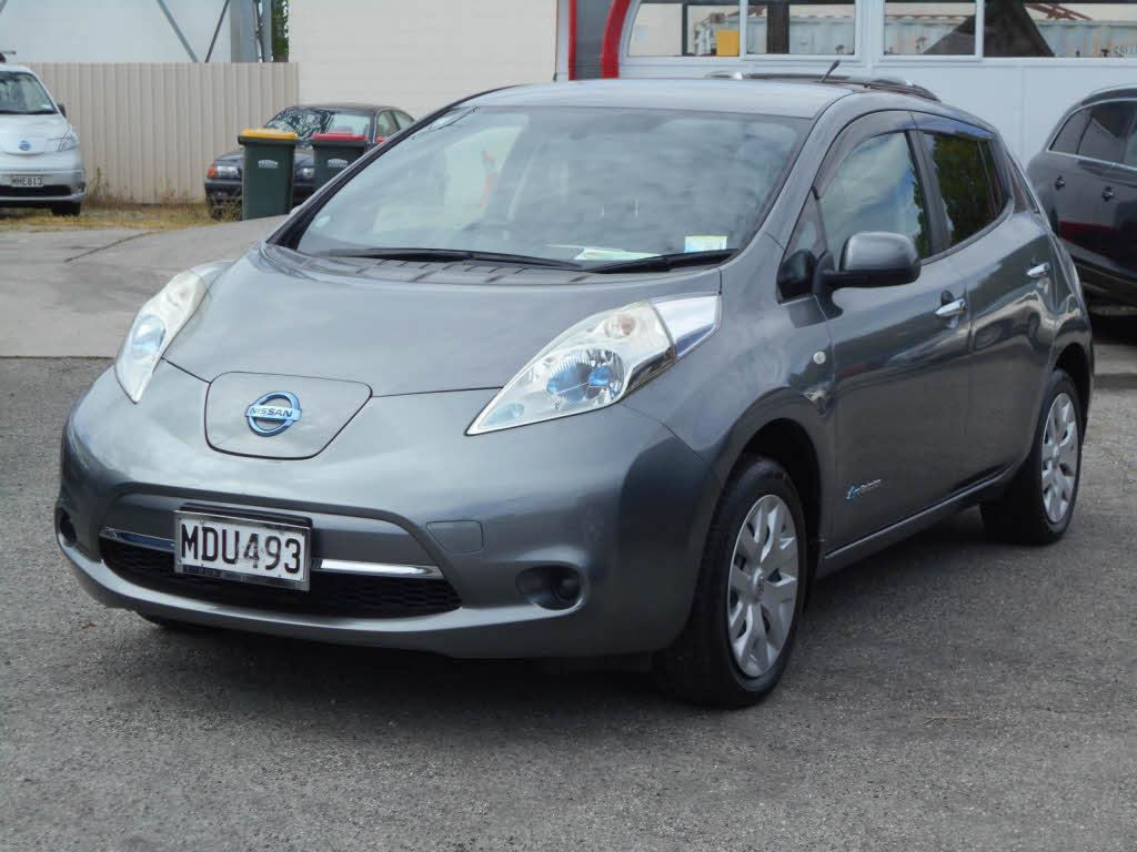 image-5, 2014 Nissan Leaf at Central Otago