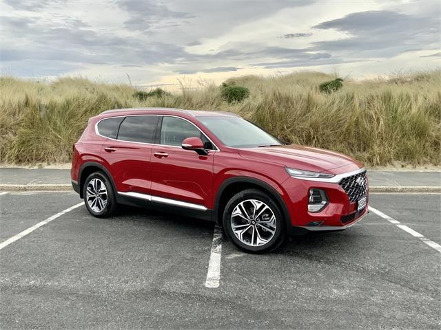 image-0, 2020 Hyundai Santa Fe Tm Elite 2.2D AWD 7 Seater at Dunedin