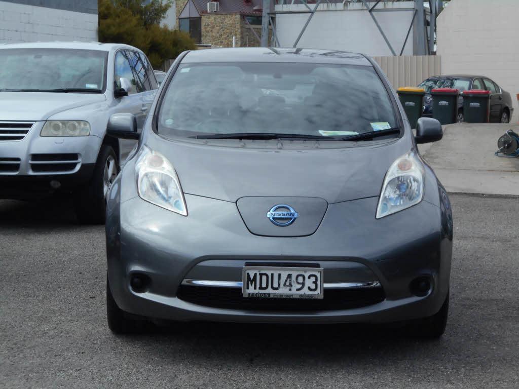 image-4, 2014 Nissan Leaf at Central Otago