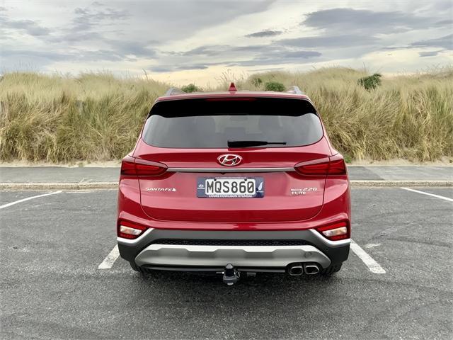 image-3, 2020 Hyundai Santa Fe Tm Elite 2.2D AWD 7 Seater at Dunedin