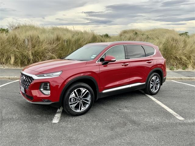 image-7, 2020 Hyundai Santa Fe Tm Elite 2.2D AWD 7 Seater at Dunedin