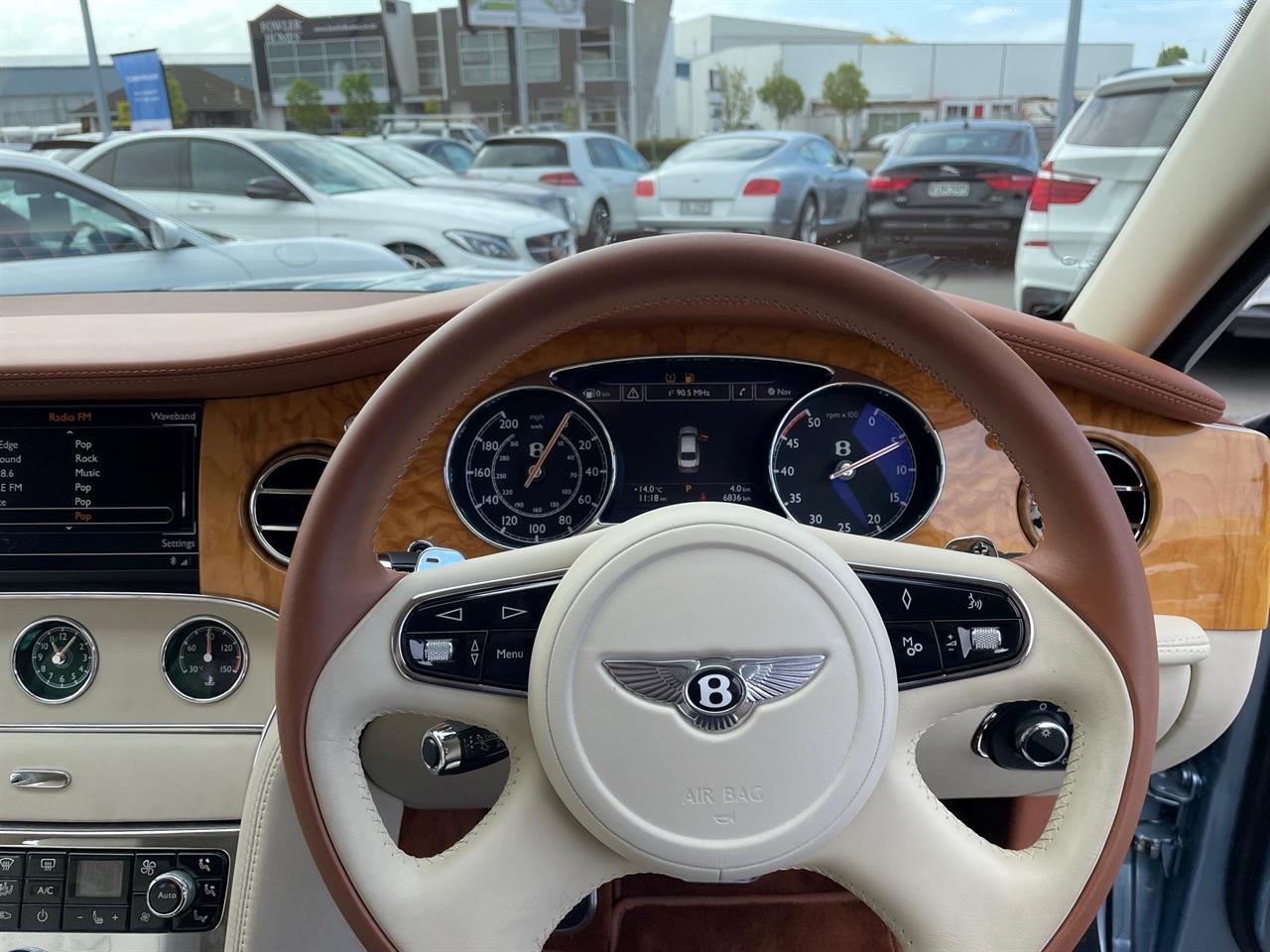image-15, 2014 Bentley Mulsanne 6.7 V8 Turbo Mulliner at Christchurch