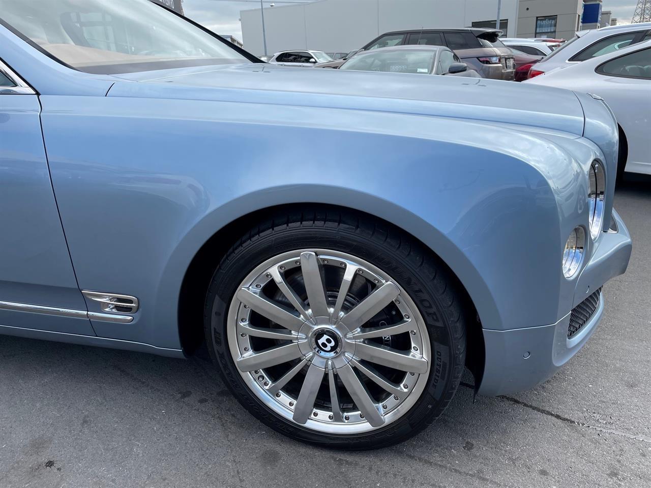 image-17, 2014 Bentley Mulsanne 6.7 V8 Turbo Mulliner at Christchurch