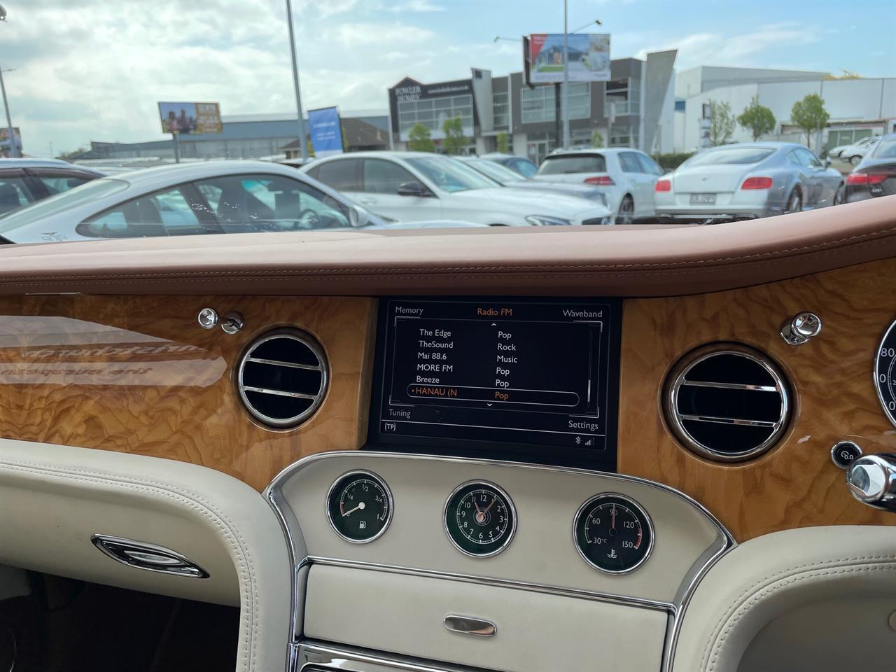 image-14, 2014 Bentley Mulsanne 6.7 V8 Turbo Mulliner at Christchurch