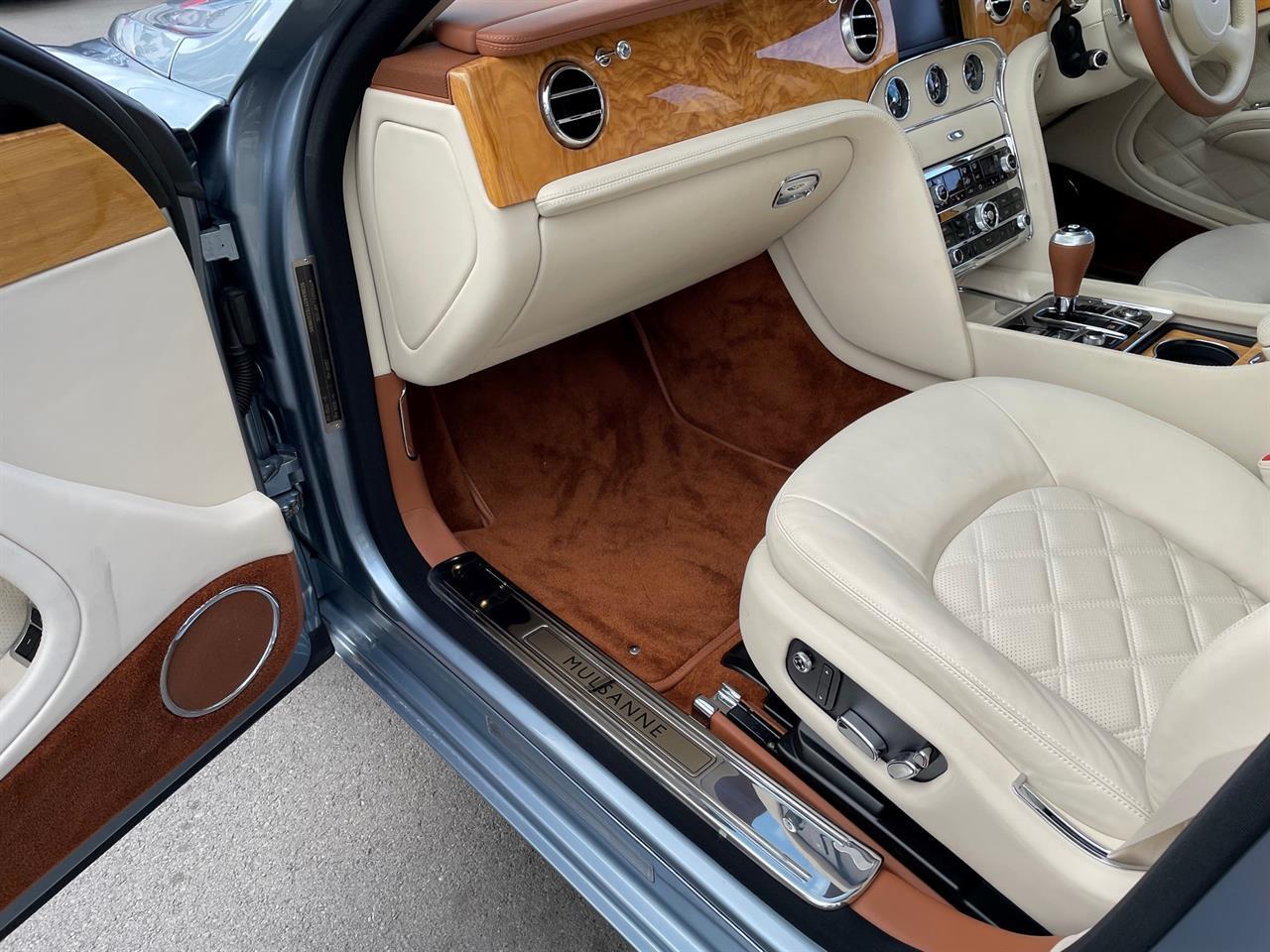image-6, 2014 Bentley Mulsanne 6.7 V8 Turbo Mulliner at Christchurch