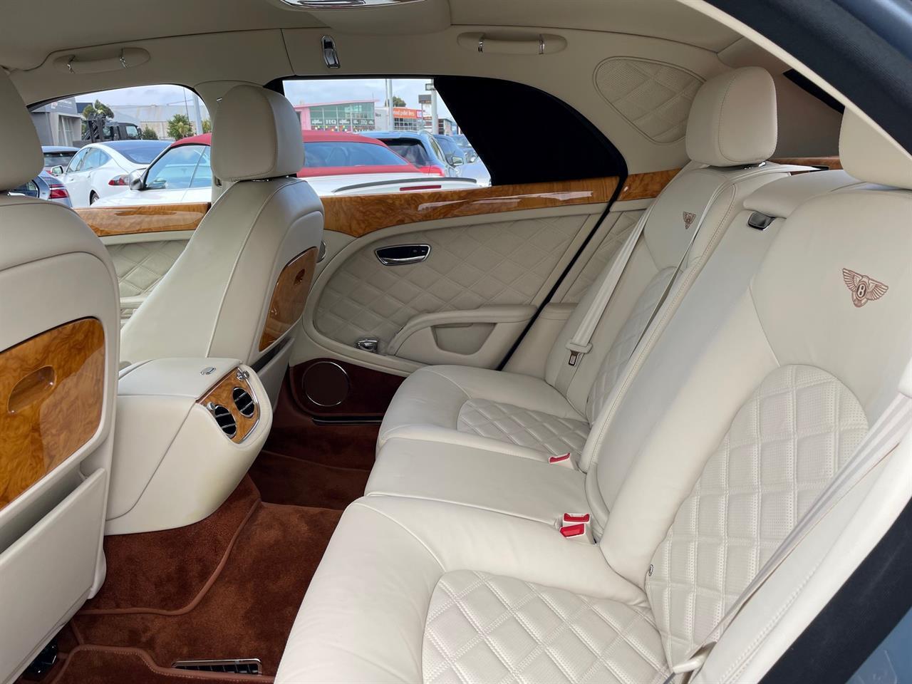image-9, 2014 Bentley Mulsanne 6.7 V8 Turbo Mulliner at Christchurch