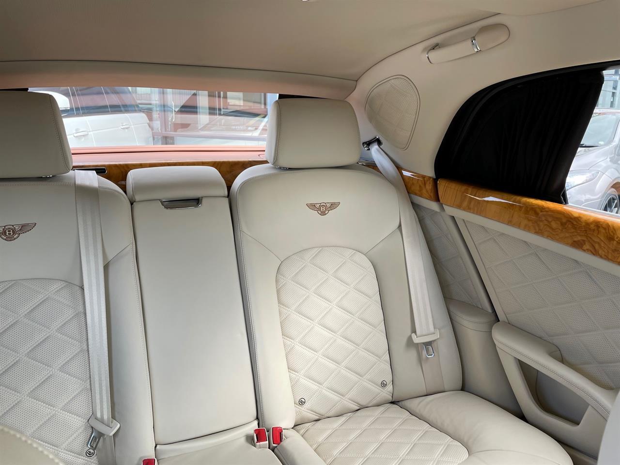 image-13, 2014 Bentley Mulsanne 6.7 V8 Turbo Mulliner at Christchurch