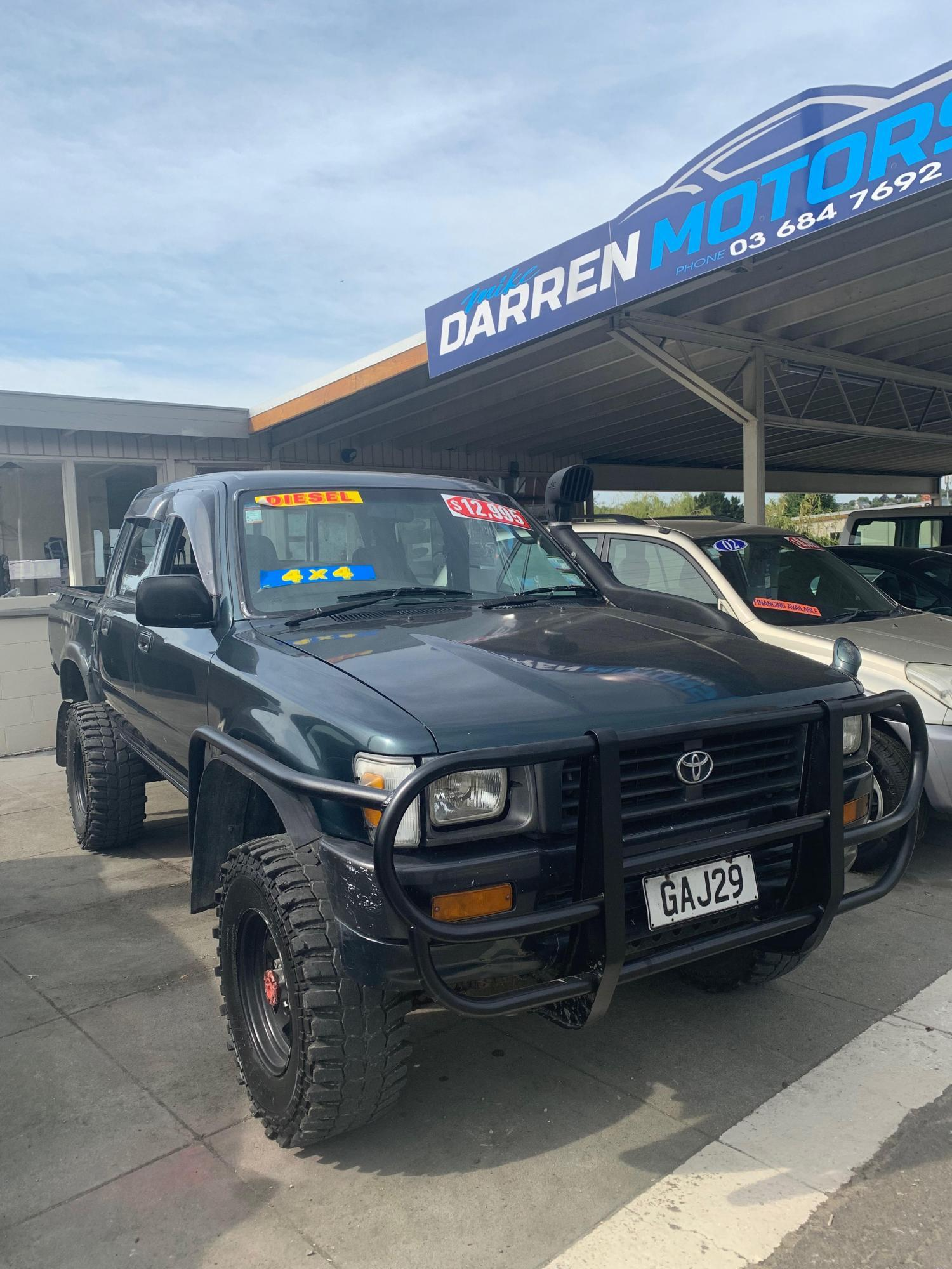 image-0, '95 Toyota Hilux  at Timaru