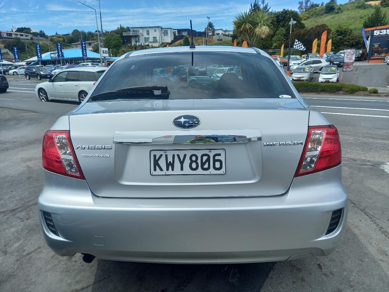 image-4, 2012 Subaru Impreza AWD No Deposit Finance at Dunedin