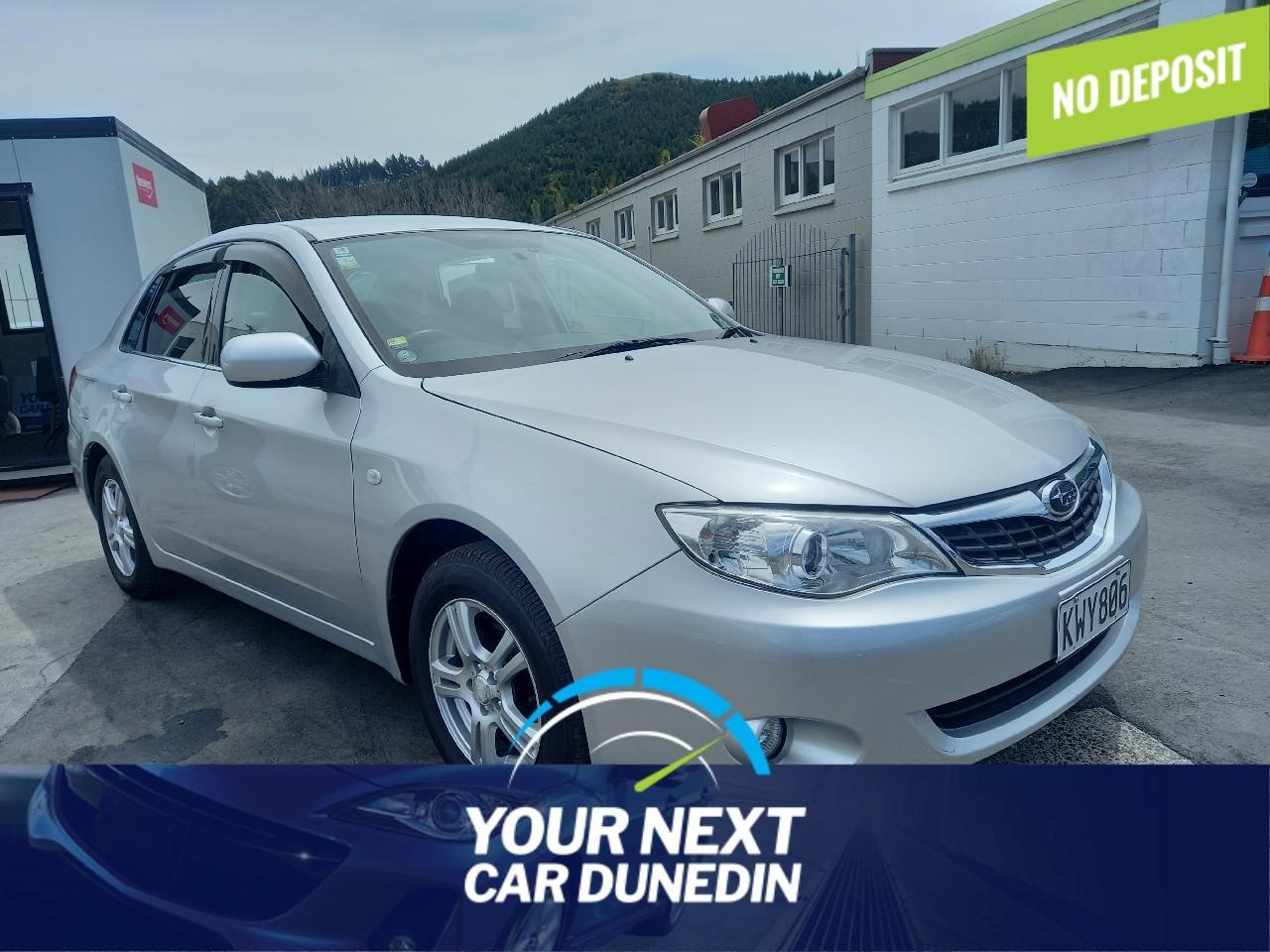 image-0, 2012 Subaru Impreza AWD No Deposit Finance at Dunedin