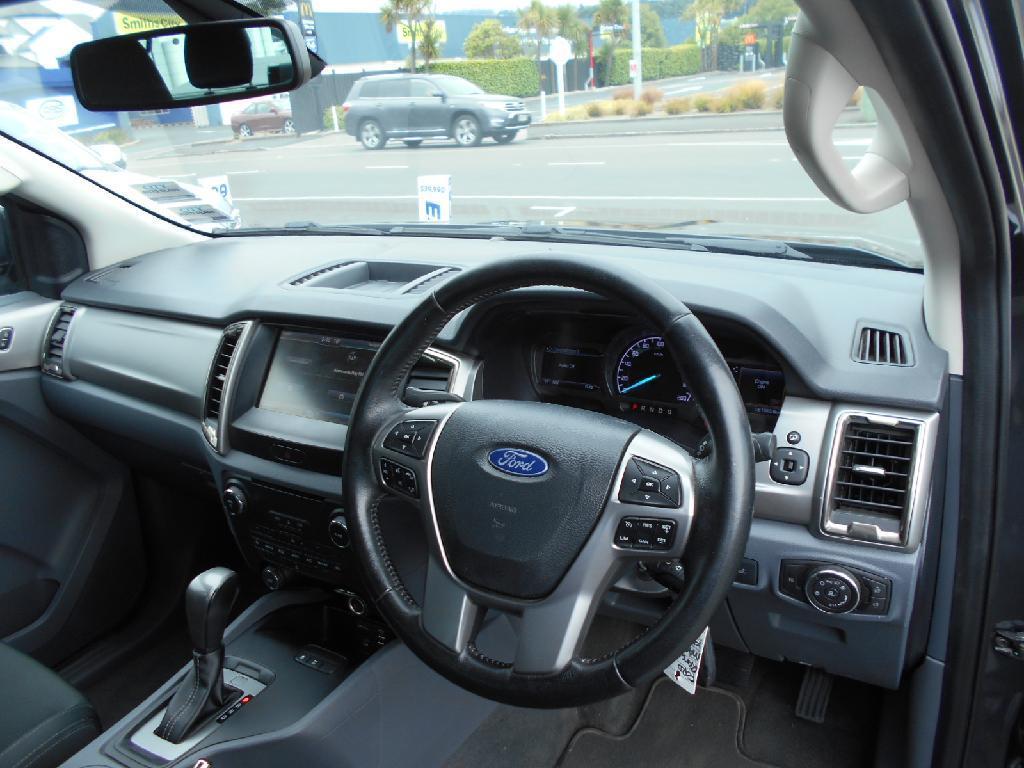 image-9, 2016 Ford RANGER 4x2 XLT HiRider  Auto at Dunedin