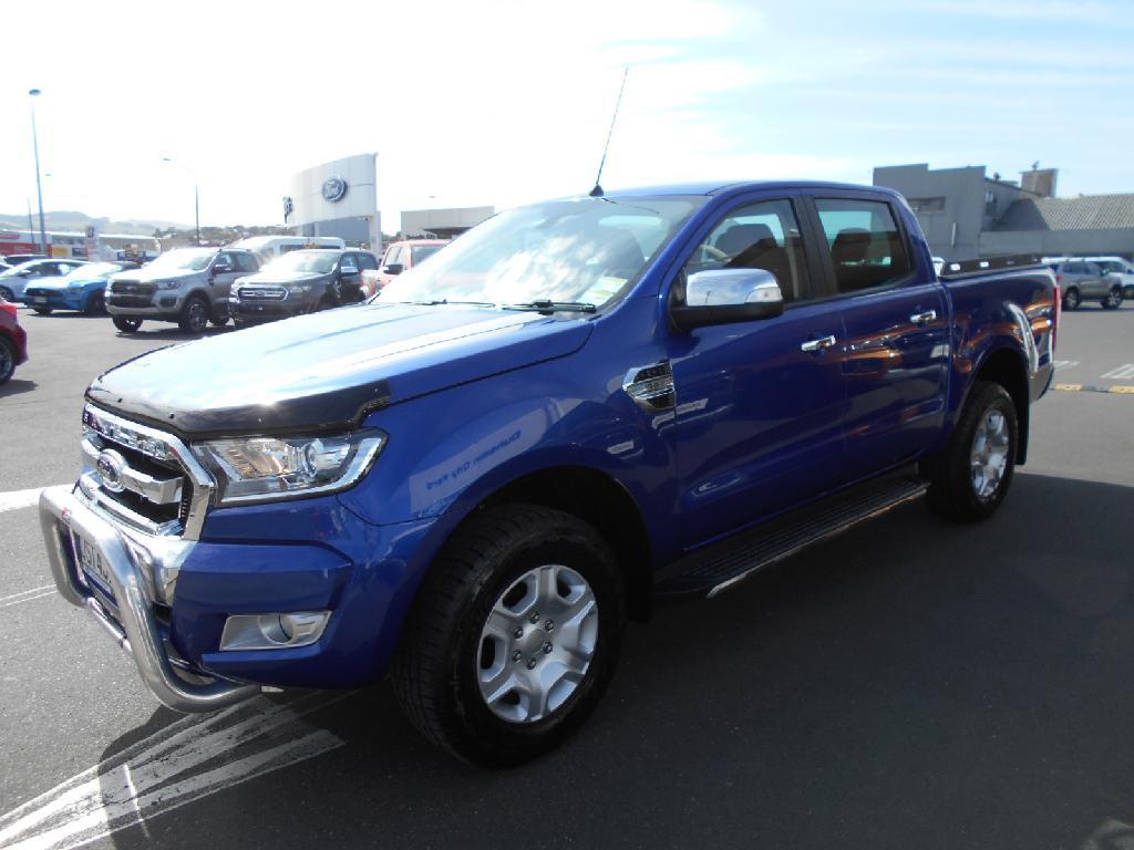 image-2, 2016 Ford RANGER XLT 4x4 DCab Auto at Dunedin