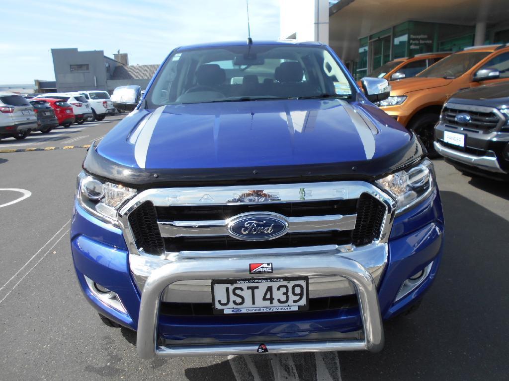 image-4, 2016 Ford RANGER XLT 4x4 DCab Auto at Dunedin