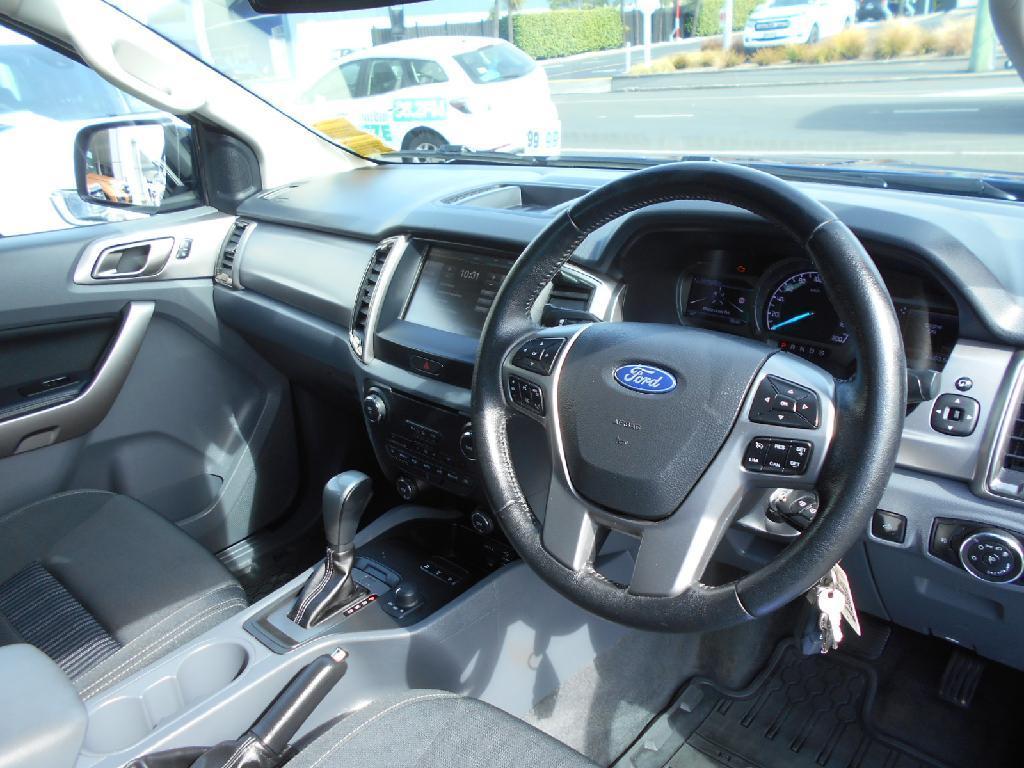 image-10, 2016 Ford RANGER XLT 4x4 DCab Auto at Dunedin