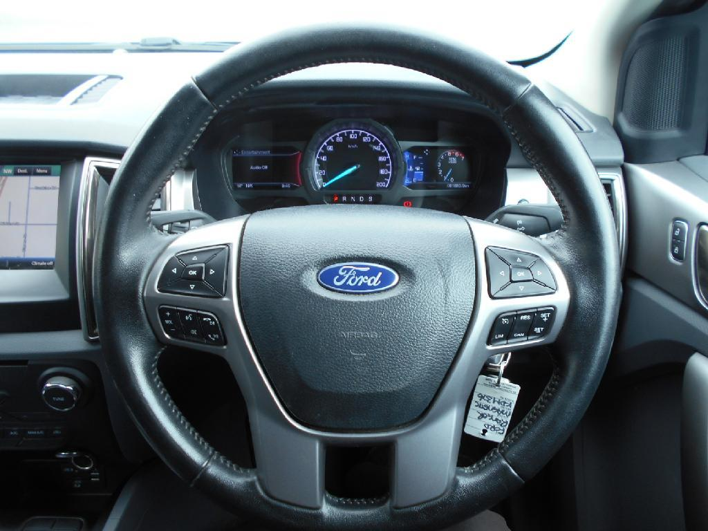 image-13, 2016 Ford RANGER 4x2 XLT HiRider  Auto at Dunedin