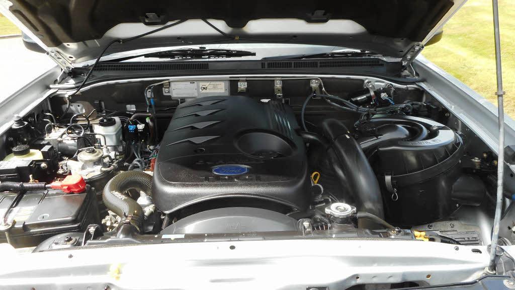image-7, 2009 Ford Ranger 3.0TD XLT DC W/S 4X4 TD XLT DC W/ at Dunedin