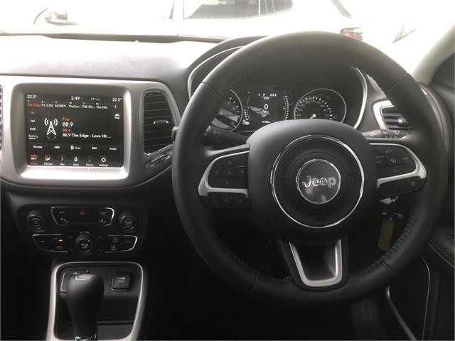 image-8, 2021 Jeep Compass Longitude 2.4P at Christchurch