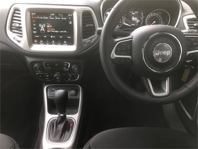 image-9, 2021 Jeep Compass Longitude 2.4P at Christchurch