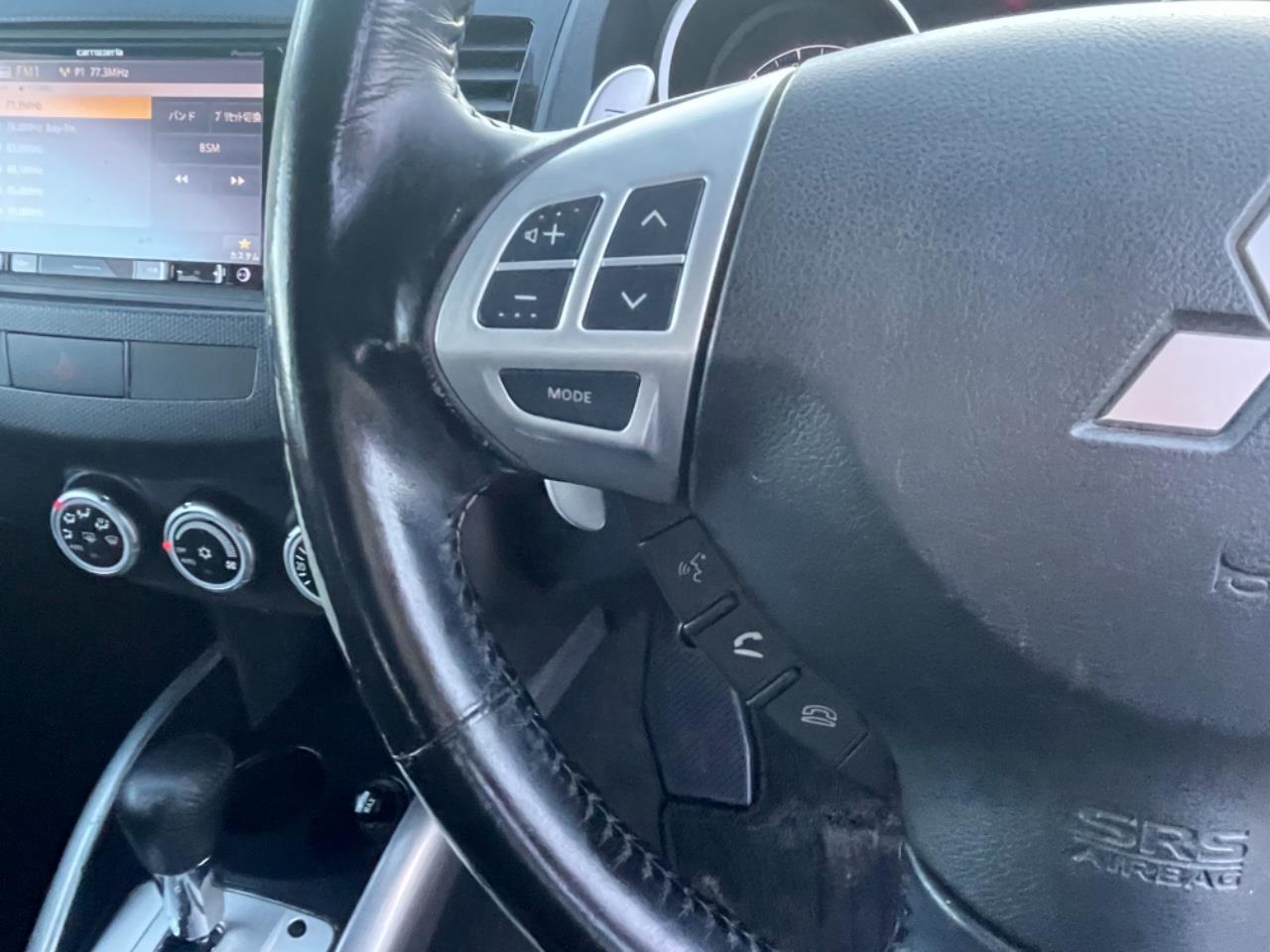 image-11, 2007 Mitsubishi Outlander 24G 4WD 7-Seater at Christchurch