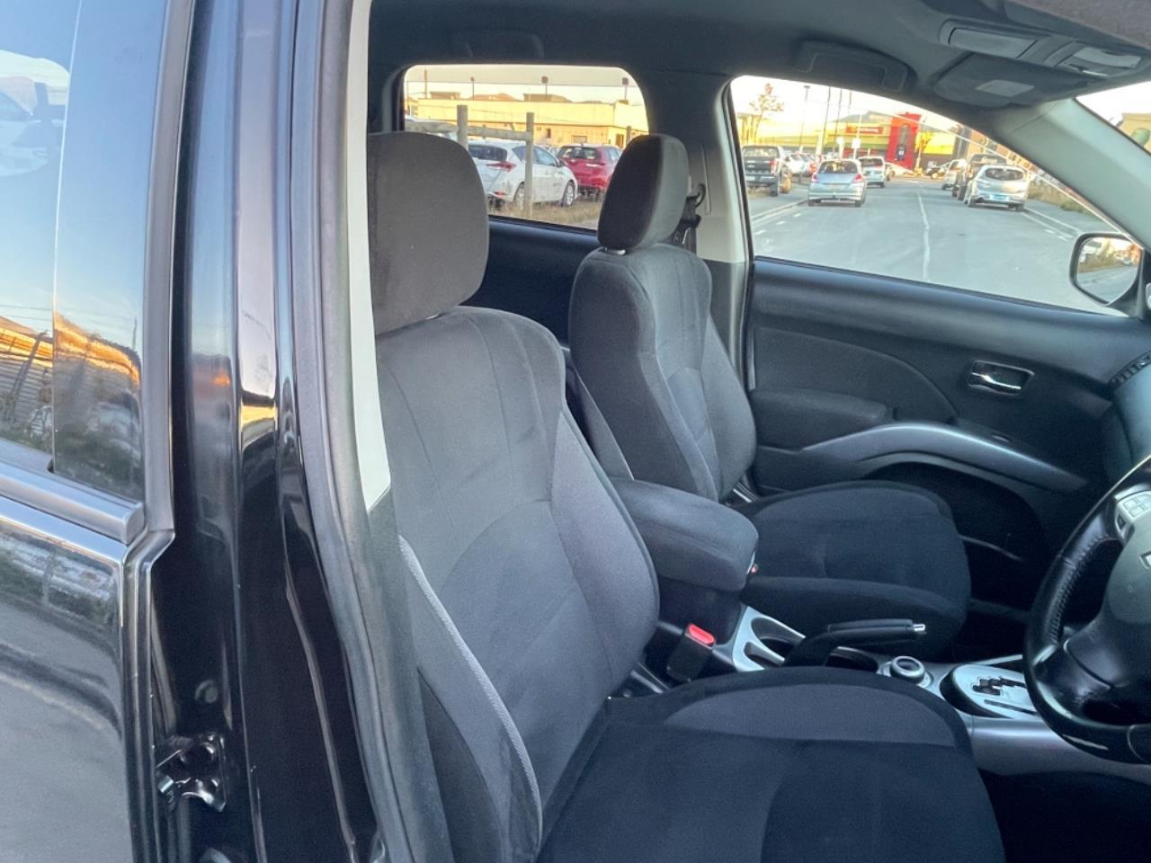 image-10, 2007 Mitsubishi Outlander 24G 4WD 7-Seater at Christchurch