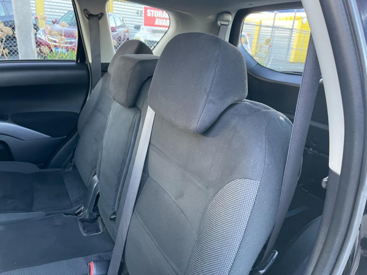 image-14, 2007 Mitsubishi Outlander 24G 4WD 7-Seater at Christchurch