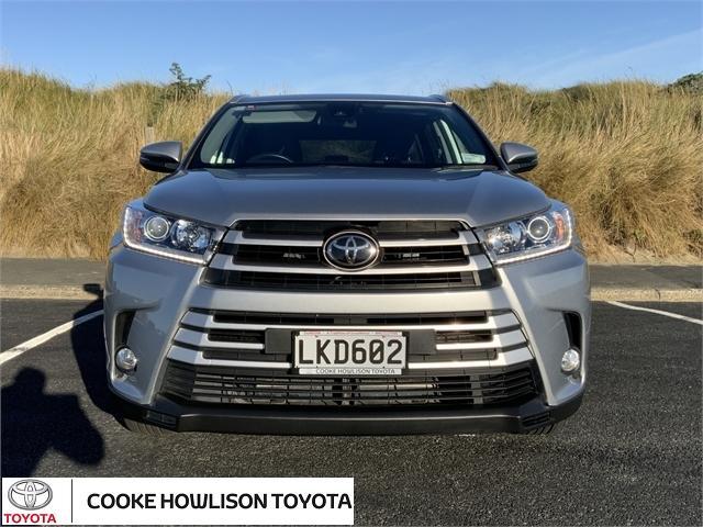 image-1, 2018 Toyota Highlander GXL SIGNATURE CLASS at Dunedin