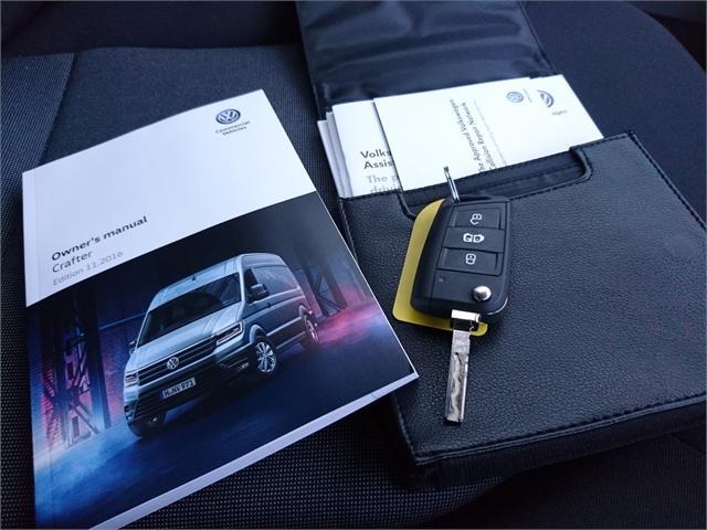 image-13, 2021 Volkswagen Crafter Manual White Van at Christchurch