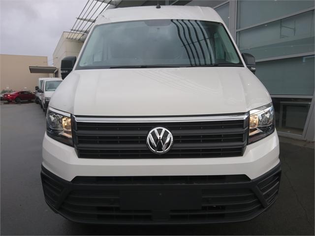 image-7, 2021 Volkswagen Crafter Manual White Van at Christchurch