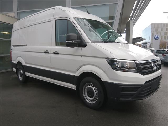 image-2, 2021 Volkswagen Crafter Manual White Van at Christchurch