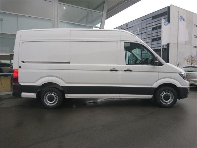 image-1, 2021 Volkswagen Crafter Manual White Van at Christchurch