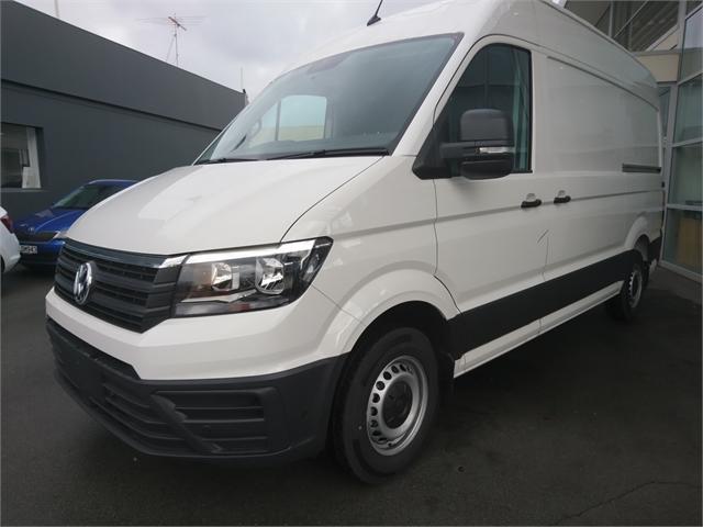 image-6, 2021 Volkswagen Crafter Manual White Van at Christchurch