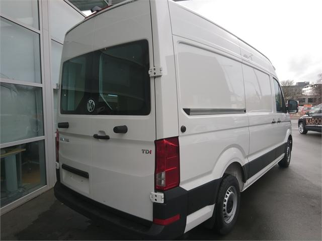 image-3, 2021 Volkswagen Crafter Manual White Van at Christchurch