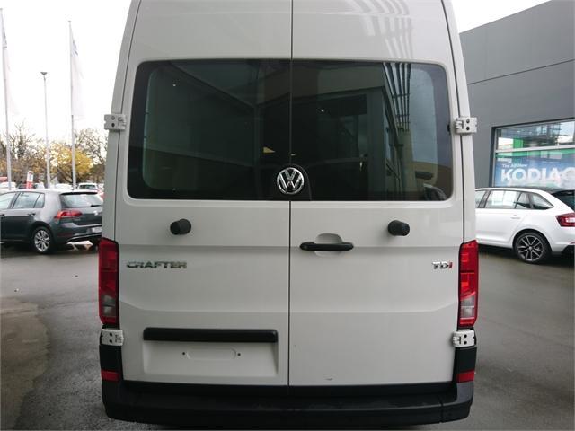image-4, 2021 Volkswagen Crafter Manual White Van at Christchurch