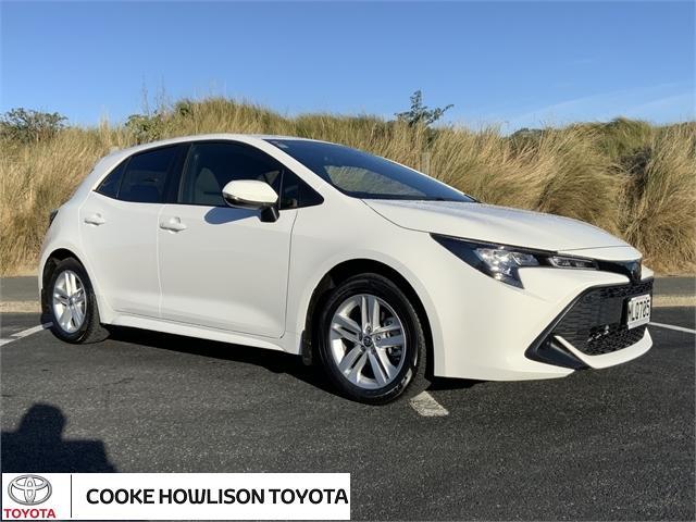 image-0, 2019 Toyota Corolla GX Hatchback Signature Class at Dunedin