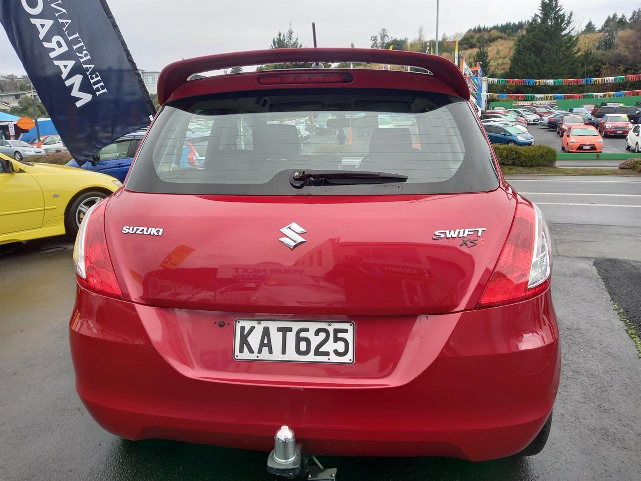 image-6, 2016 Suzuki Swift XS5 NZ New Manual at Dunedin