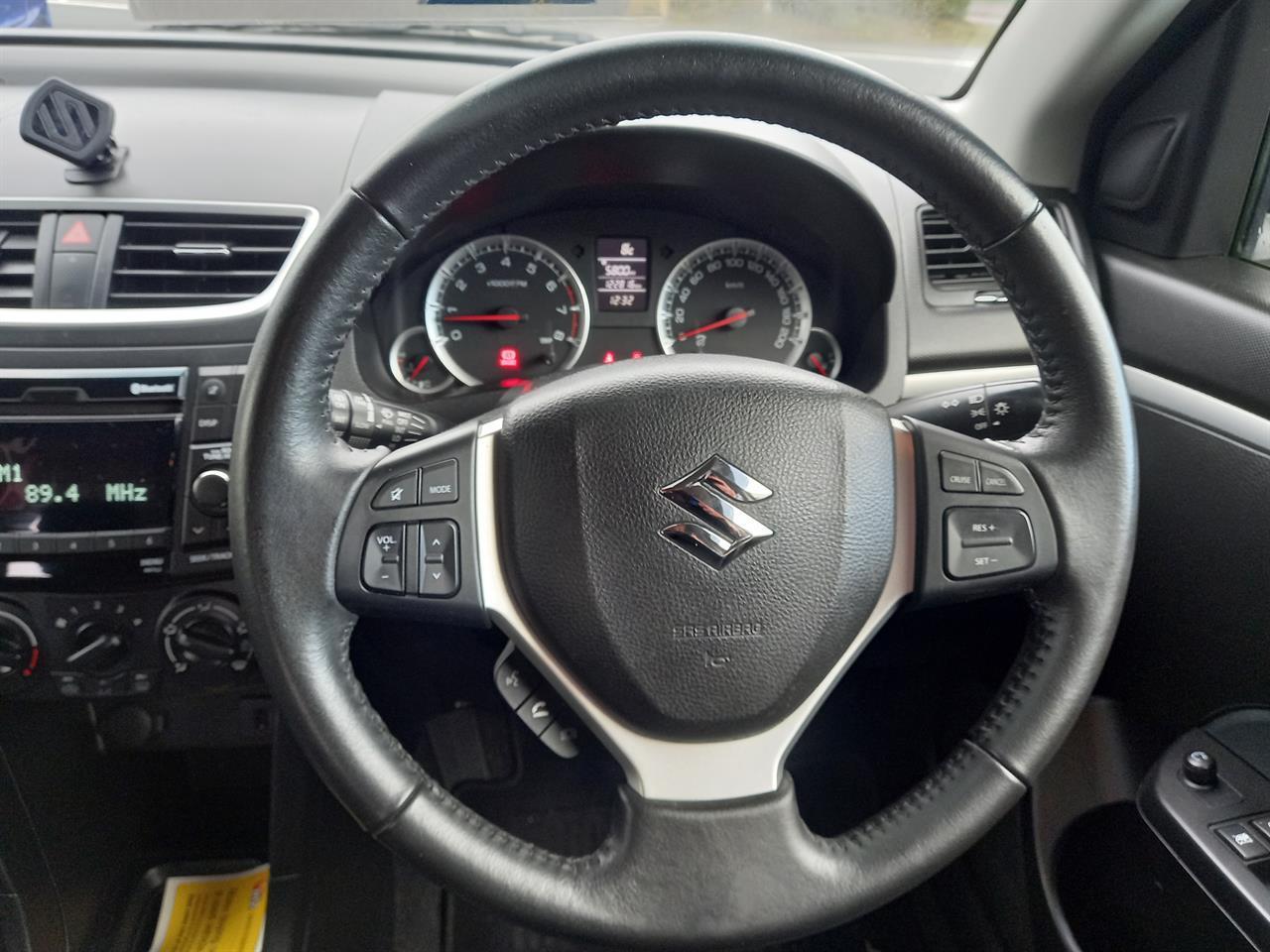 image-18, 2016 Suzuki Swift XS5 NZ New Manual at Dunedin