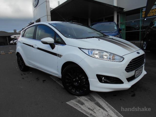 image-1, 2017 Ford FIESTA 387 - 1.0L Sport Automatic at Dunedin