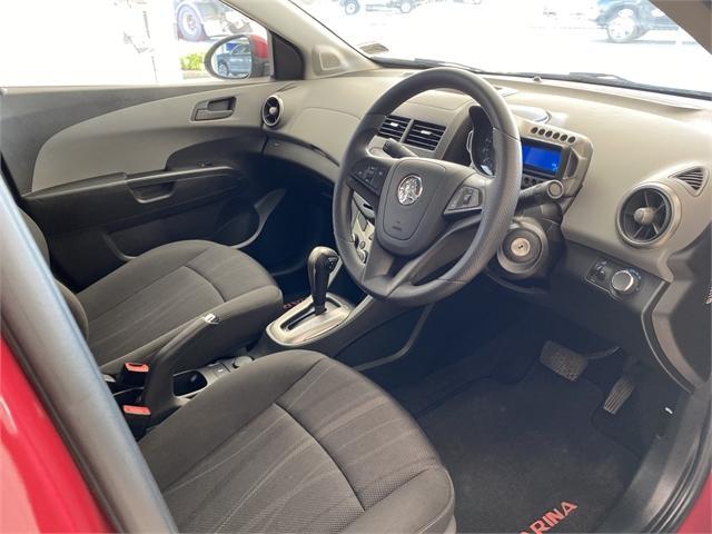 image-15, 2014 Holden Barina 2014  1.6L Auto Hatch at Timaru