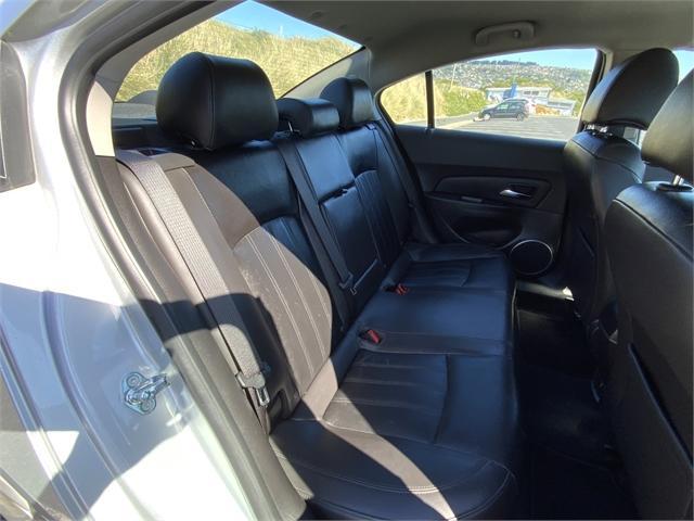 image-8, 2012 Holden Cruze II SRI V 1.4iTi 4 Door Auto at Dunedin