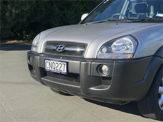 image-8, 2005 Hyundai Tucson GLS 2.7 V6 GLS at Dunedin