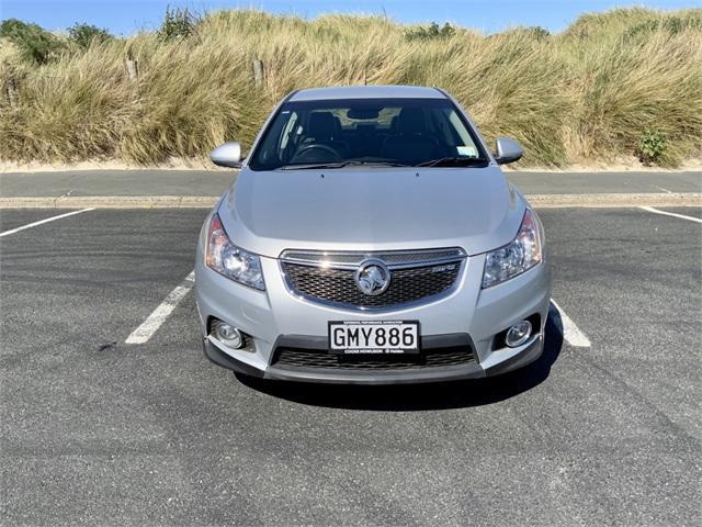image-13, 2012 Holden Cruze II SRI V 1.4iTi 4 Door Auto at Dunedin