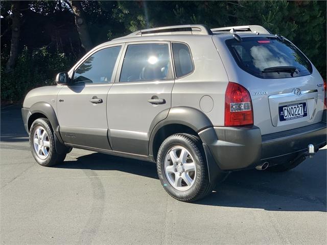 image-5, 2005 Hyundai Tucson GLS 2.7 V6 GLS at Dunedin