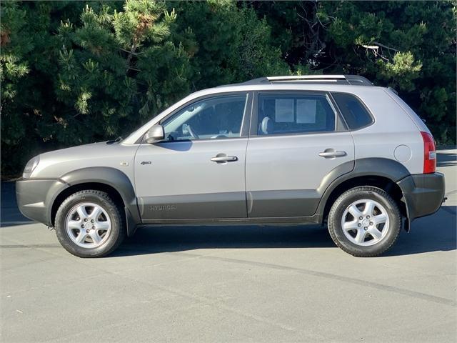 image-6, 2005 Hyundai Tucson GLS 2.7 V6 GLS at Dunedin