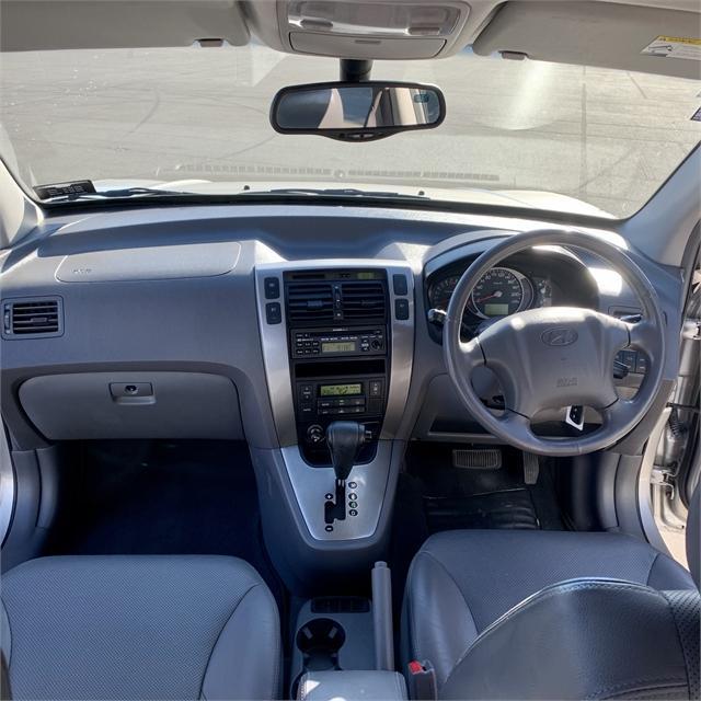 image-15, 2005 Hyundai Tucson GLS 2.7 V6 GLS at Dunedin