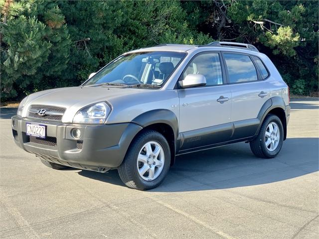 image-7, 2005 Hyundai Tucson GLS 2.7 V6 GLS at Dunedin