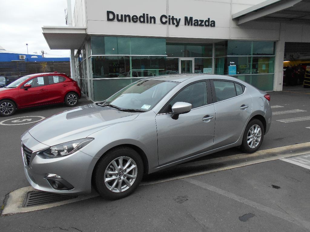 image-0, 2014 Mazda 3 GSX 2.0 Auto Sedan at Dunedin