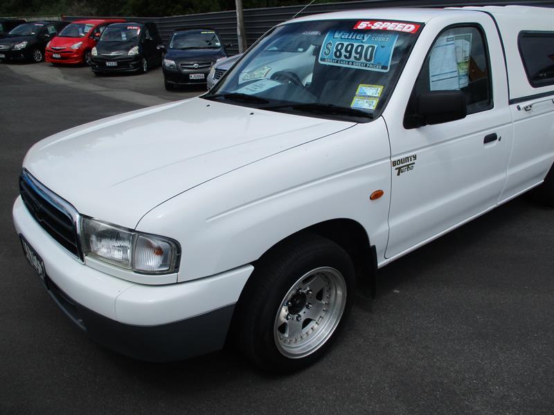 image-9, 2002 MAZDA BOUNTY STD CAB W/S 2WD DX at Dunedin