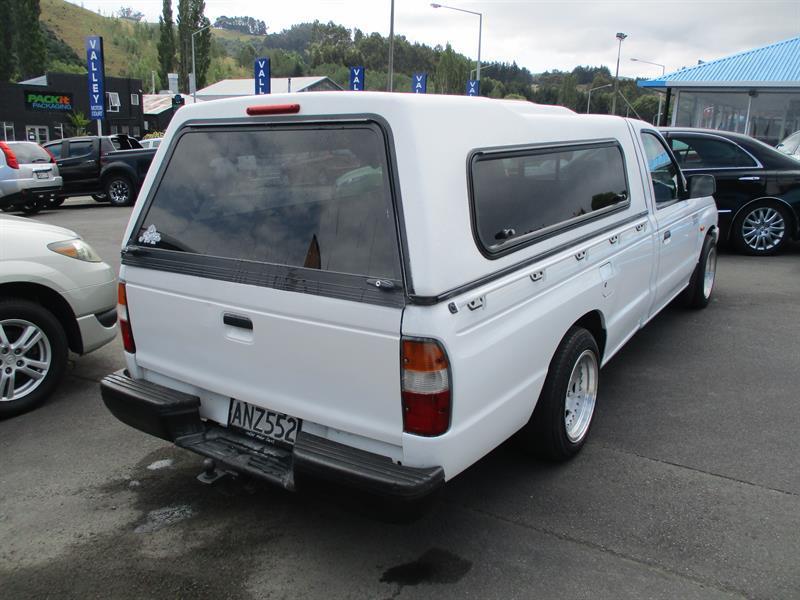image-3, 2002 MAZDA BOUNTY STD CAB W/S 2WD DX at Dunedin